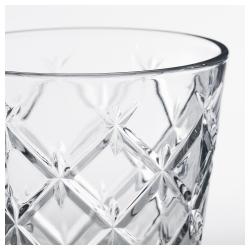 FLIMRA Copa de vidrio para vino, 8 oz