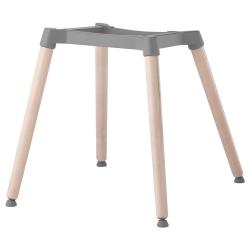 ERNFRID Estructura inferior silla