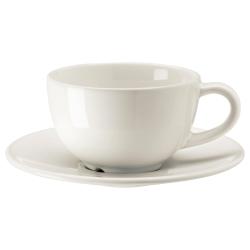 VARDAGEN Taza de café con platillo