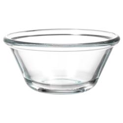 VARDAGEN Cuenco de vidrio, Ø12cm