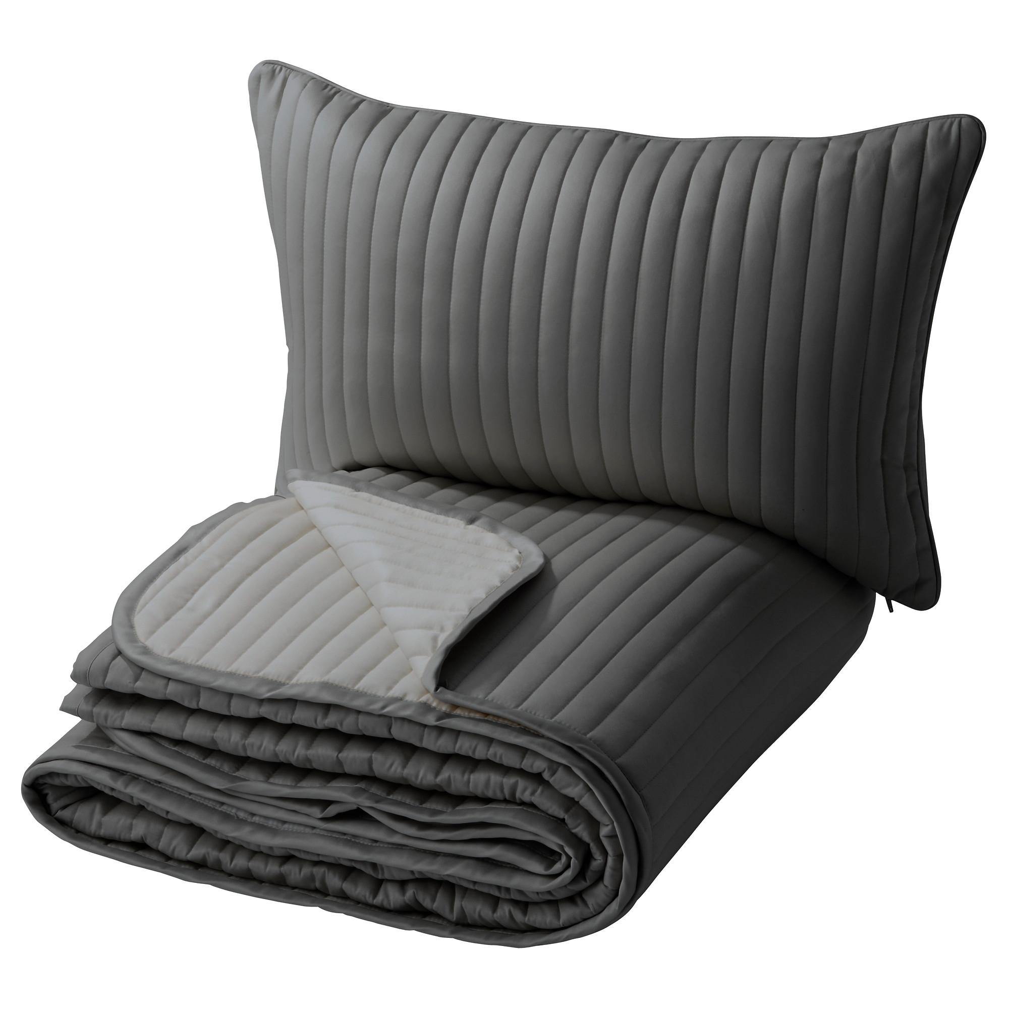 Karit colcha y funda almohada - Ikea ropa de cama colchas ...