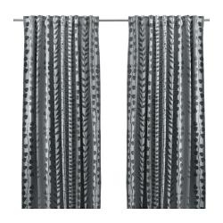 cortinas hechas ikea