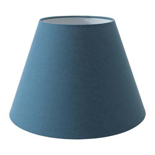 Pantalla lámpara cm azul OLLSTA 42 para m0O8yNvnw