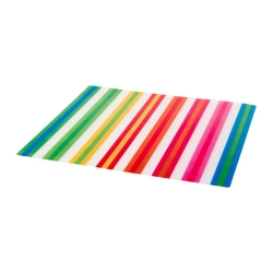 POPPIG Mantel individual, multicolor