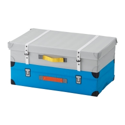FLYTTBAR Trunk for toys