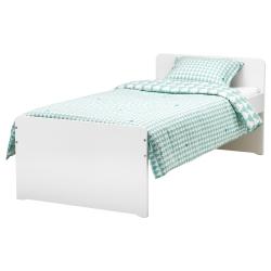 1 x SLÄKT Estructura de cama