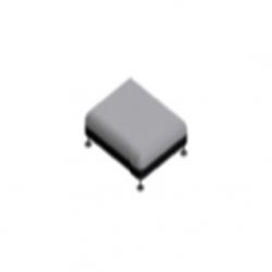 1 x DELAKTIG Cojín sillón con tablillas