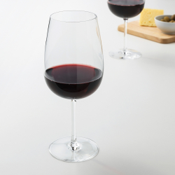 STORSINT Juego de 6 copas de vino tinto, cristalino, 68cl