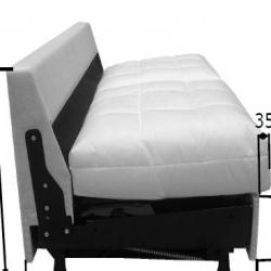 1 x GRÖNLID Estructura sofá cama 2