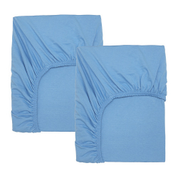 LEN Fitted sheet for cot