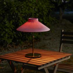 SOLVINDEN Lámpara de mesa solar LED