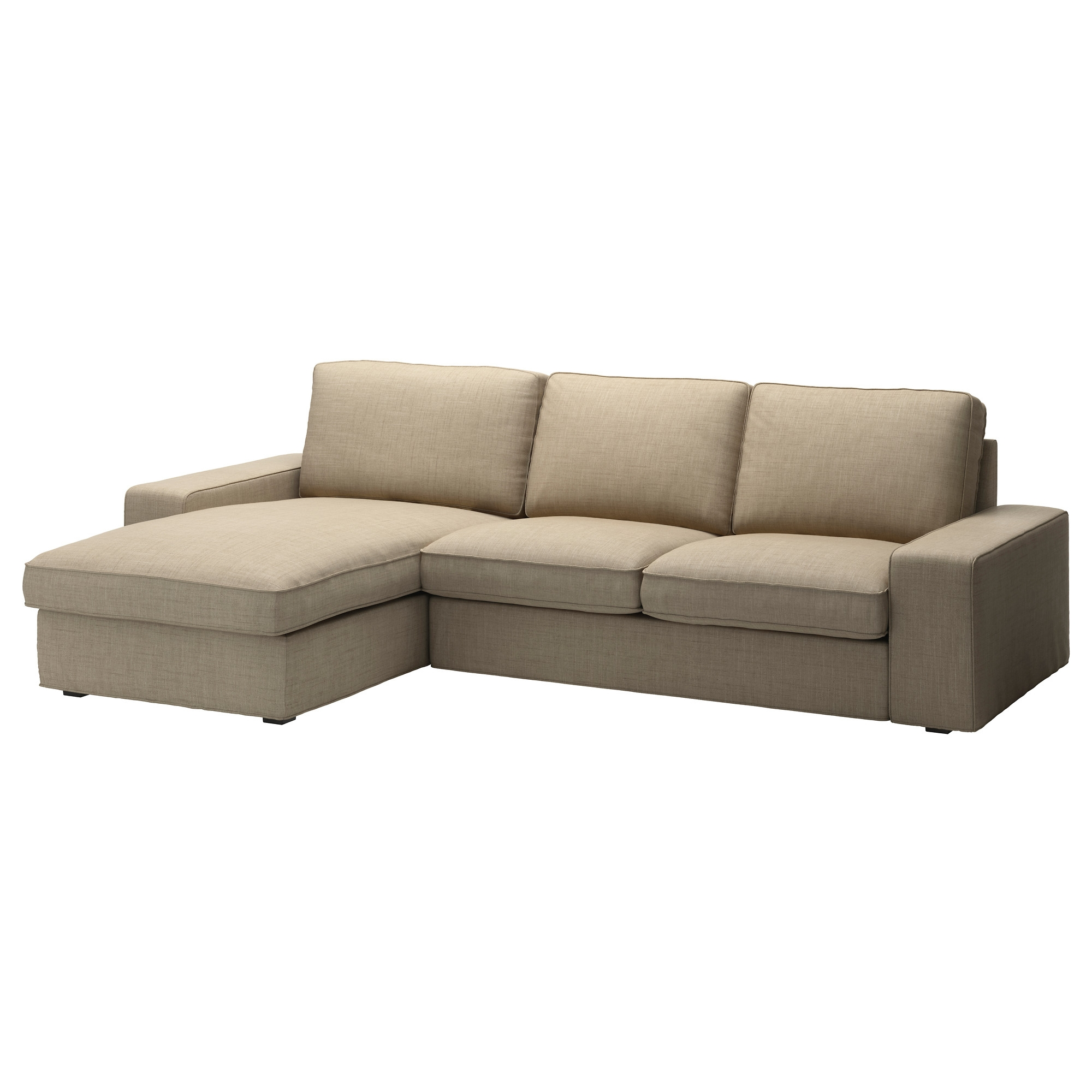 Kivik sof de 2 plazas y chaiselongue for Sofa kivik 2 plazas