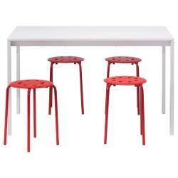 MELLTORP Mesa&4 sillas