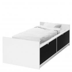 Ikea y los ni os for Somier con almacenaje