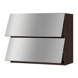 SEKTION Wall cabinet horizontal w 2 doors
