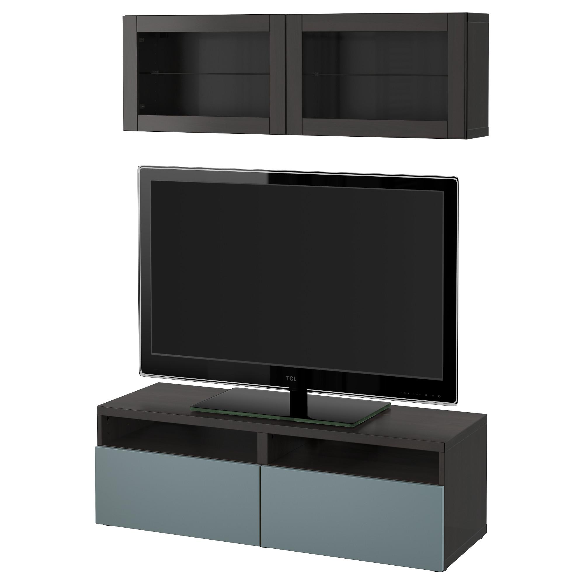 Best Tv Storage Combinationglass Doors