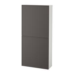 BESTÅ Armario de pared con 2 puertas