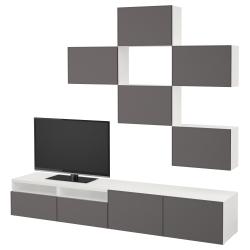 BESTÅ Mueble TV combinación