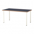LINNMON/ADILS Mesa de escritorio 150x75 cm azul/blanco