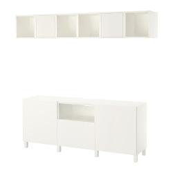 BESTÅ/EKET Cabinet combination for TV