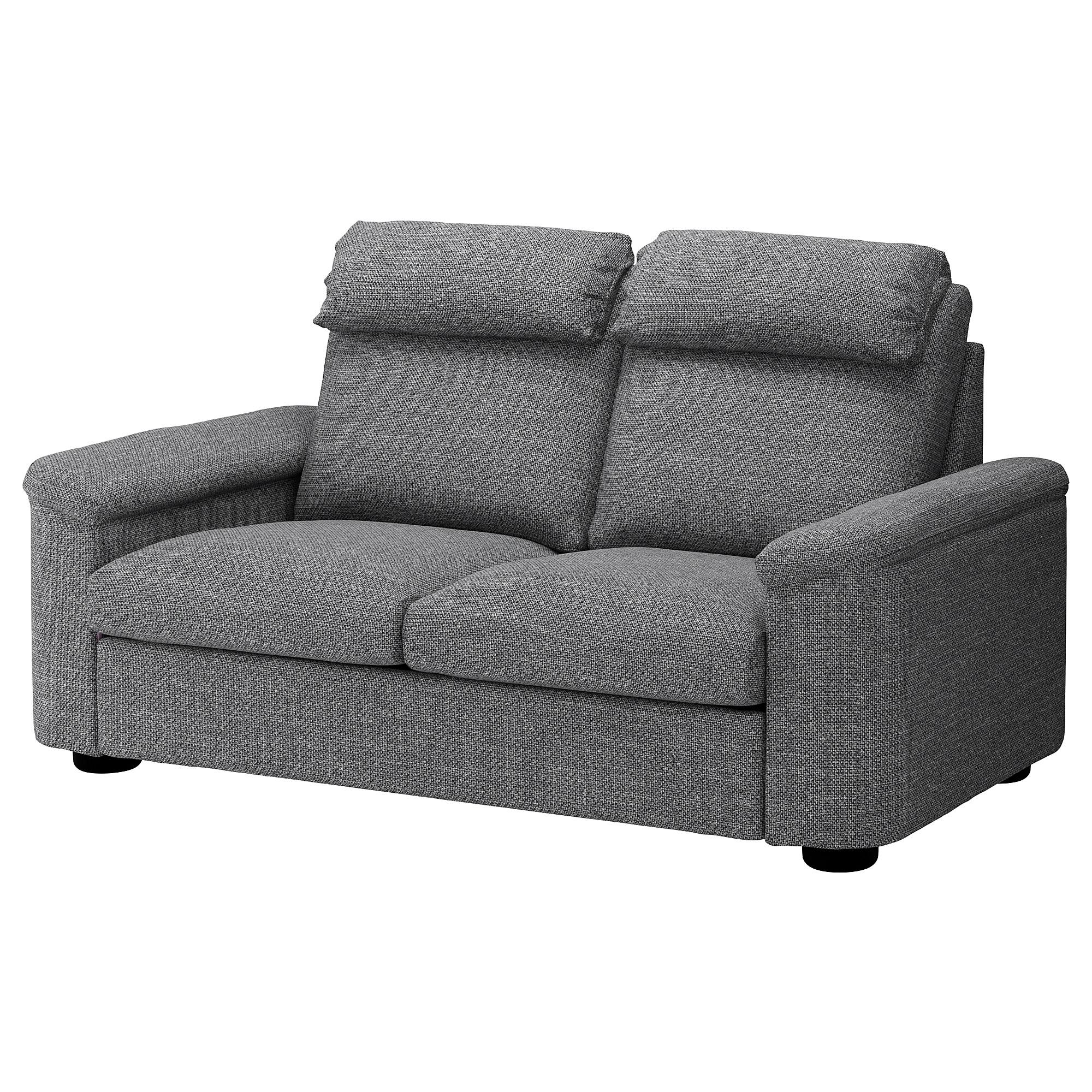 LIDHULT 2-seat sofa-bed