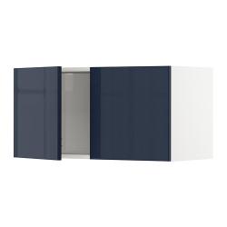 METOD Armario de pared con 2 puertas