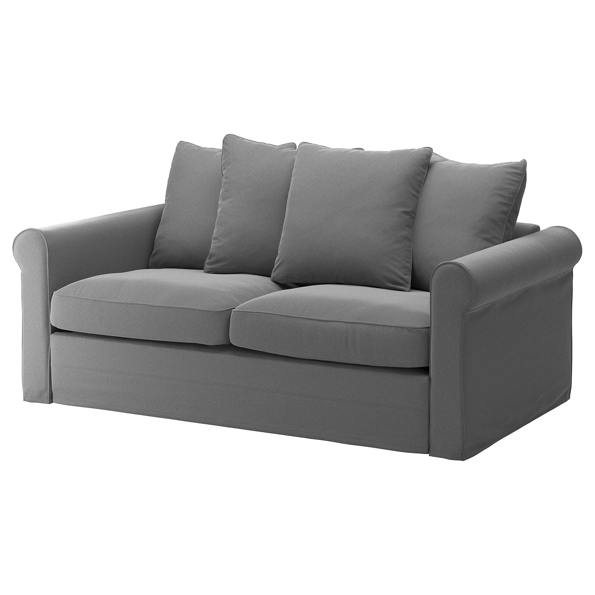 GRÖNLID 2-seat sofa-bed