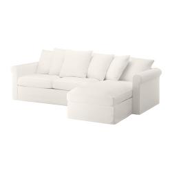 GRÖNLID Sofá cama