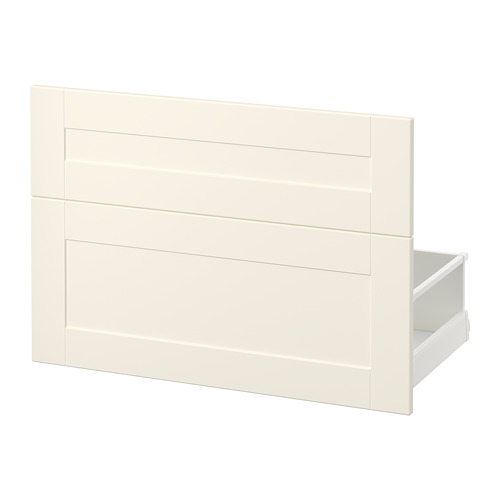 MAXIMERA high inner drawer with front
