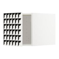 METOD Armario de pared cocina con puerta