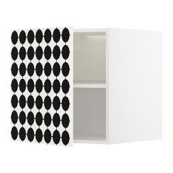 METOD Armario alto frigorífico/congelador