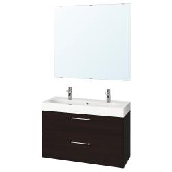 GODMORGON/BRÅVIKEN Muebles de baño j5
