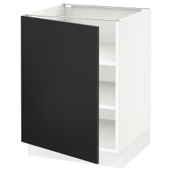 SEKTION Armario bajo+estantes