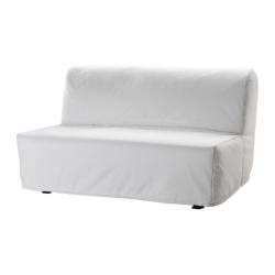 LYCKSELE LÖVÅS Sofá cama 2 plazas colchón espuma firme