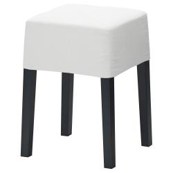NILS Taburete, 47 blekinge blanco