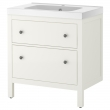 HEMNES/ODENSVIK Wash-stand with 2 drawers