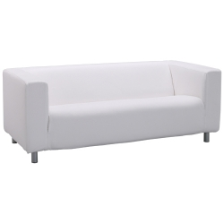 1 x KLIPPAN Two-seat sofa frame