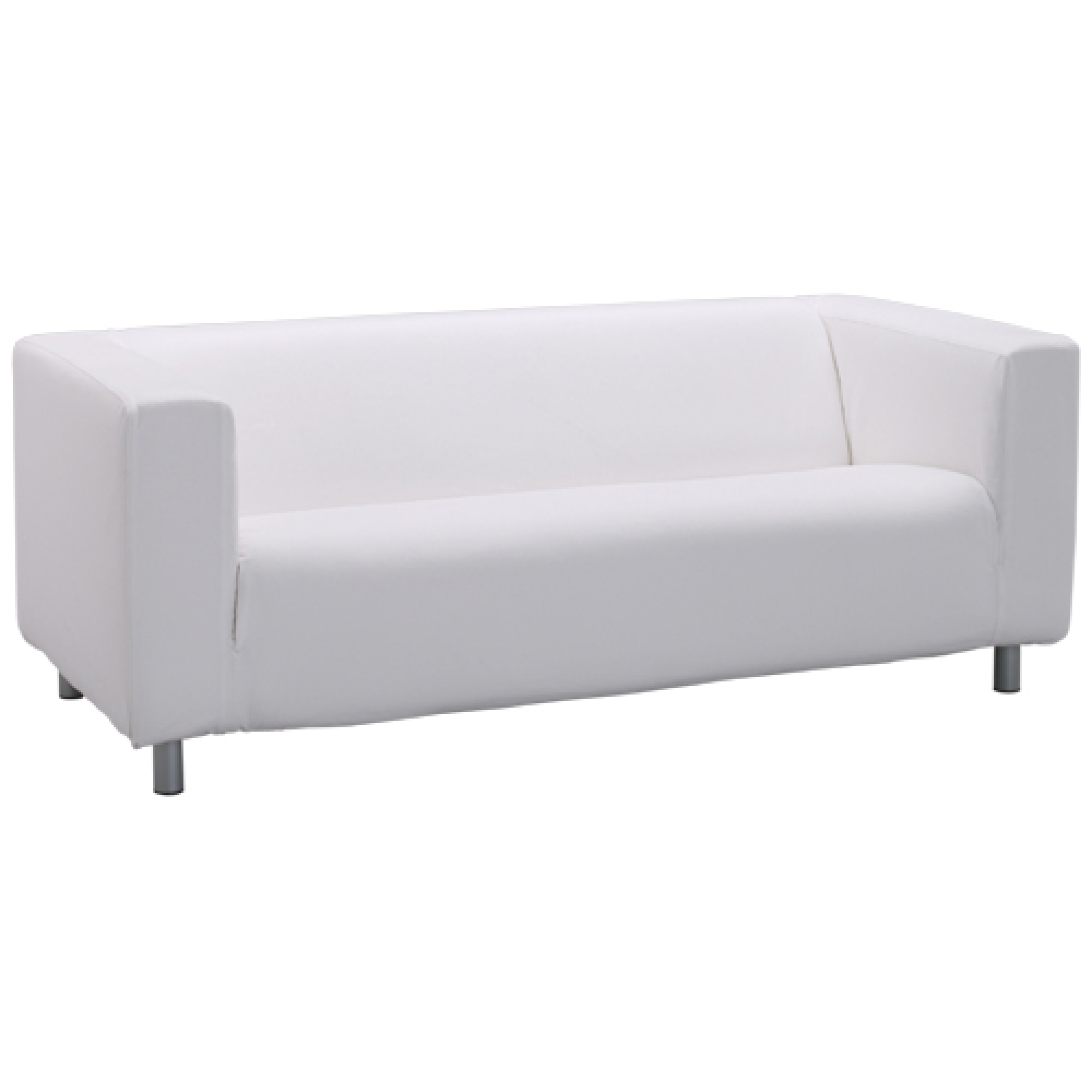 KLIPPAN two-seat sofa frame
