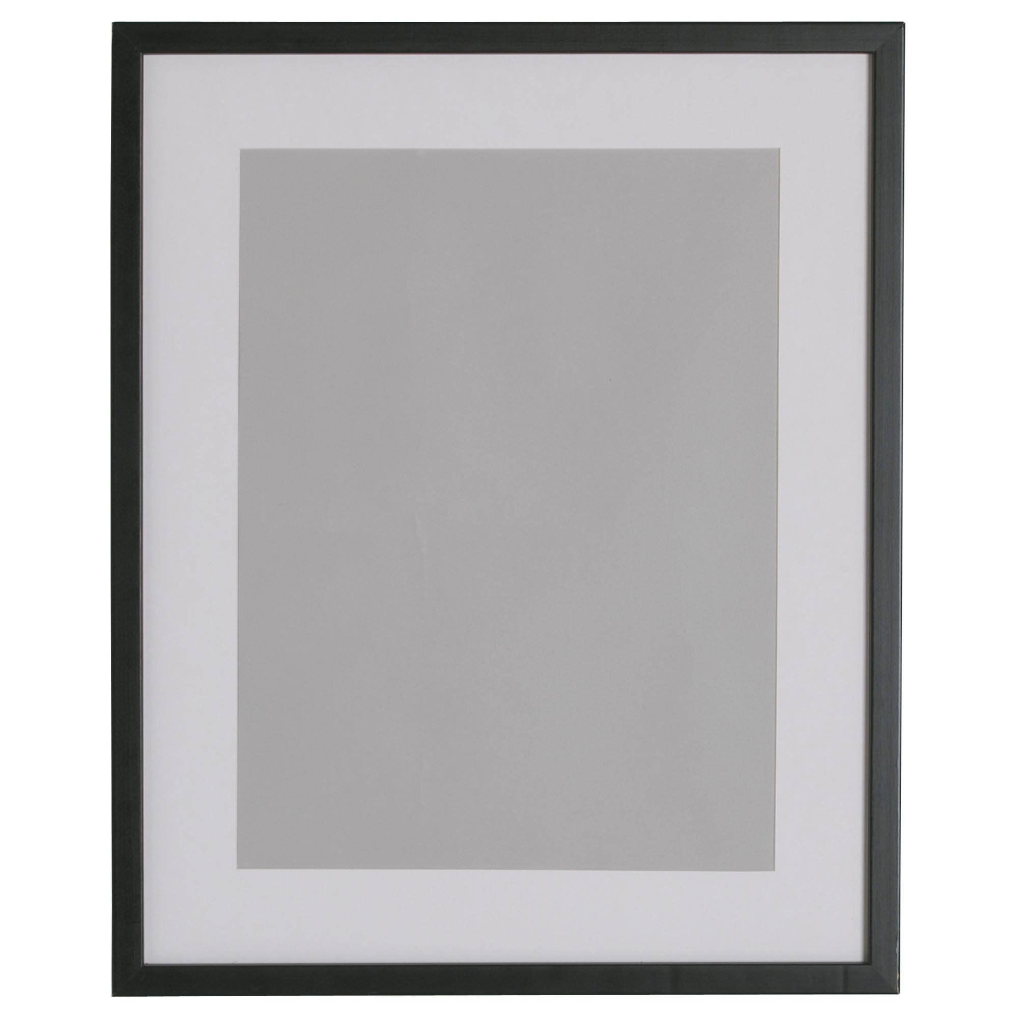 Ribba marco 30x40 negro - Ikea marcos cuadros ...