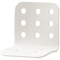 1 x JULES Asiento silla junior blanco