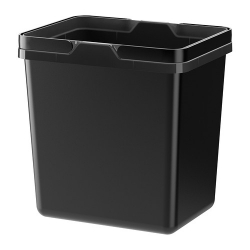 VARIERA Cubo para reciclar 20L