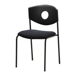 1 x STOLJAN Armazón de silla con respaldo (sin asiento)
