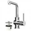 LUNDSKÄR Wash-basin mixer tap with strainer