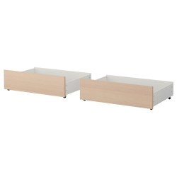 MALM Bed storage box Queen/King