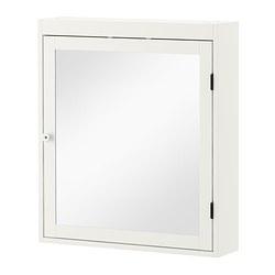 SILVERÅN Clóset de espejo