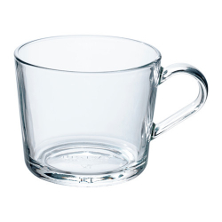 IKEA 365+ Mug tempered glass 8oz