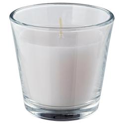 OMTALAD Vela perfumada en vaso