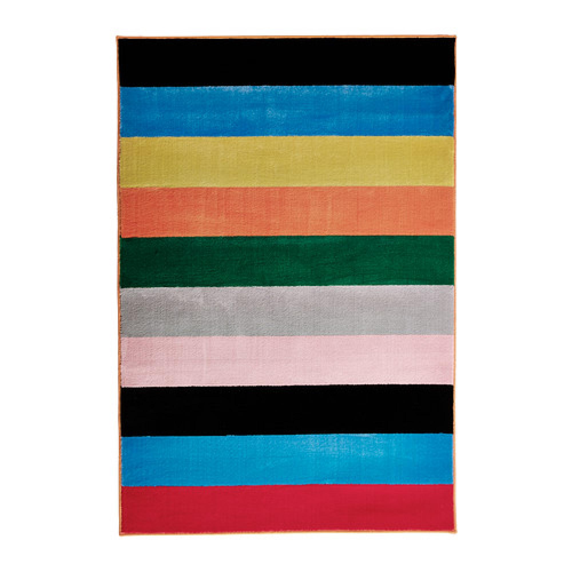 Randerup alfombra pelo corto - Ikea textiles y alfombras ...