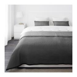 KARIT Colcha cama doble + fundas almohada
