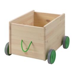 FLISAT Almacenaje+rdd p/juguetes